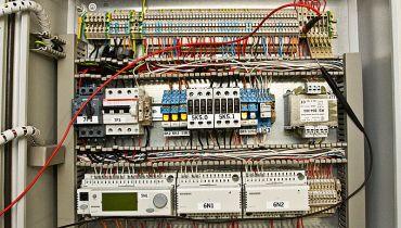 Neu - Abteilung Elektrotechnik