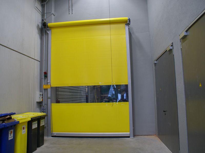 HIGH SPEED DOORS & HIGH SPEED DOORS | Weglehner loading technology