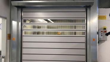 HIGH-SPEED ROLLER DOORS