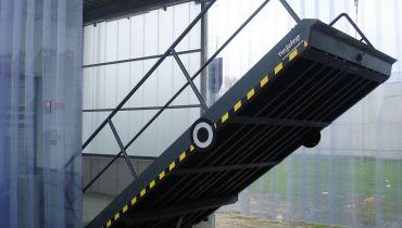 HYDRAULIC BRIDGE - RAIL BRIDGE